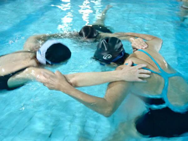 Cous de natation Collectifs - Le Pied dans l'Eau